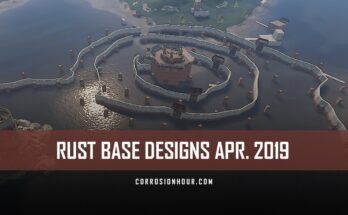 RUST Base Designs April 2019