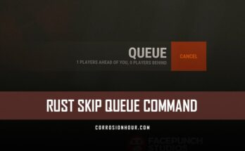 RUST Skip Queue Command