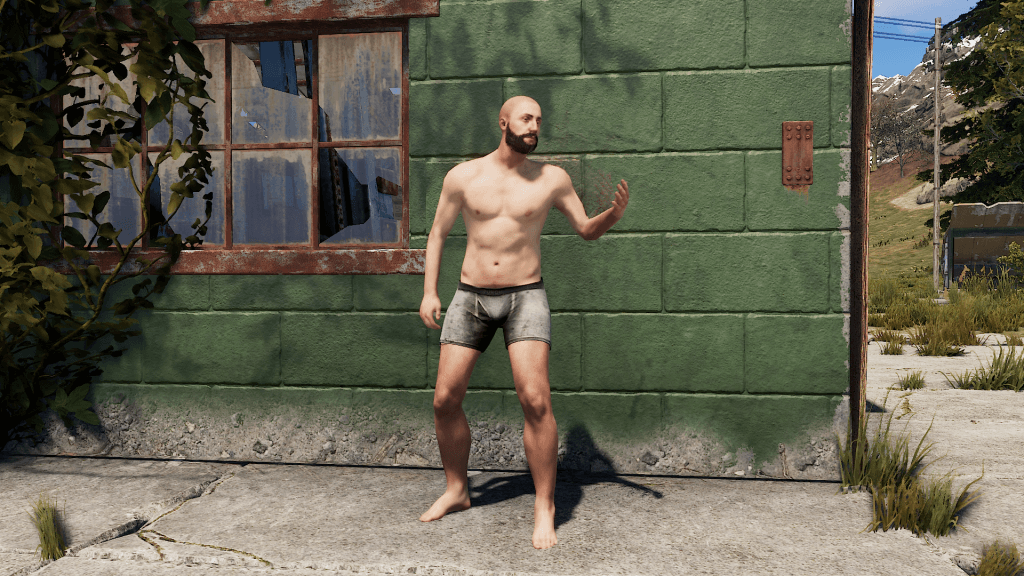 RUST Hurry Gesture
