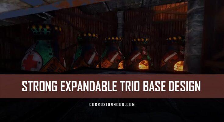 Strong Expandable Trio Base Design