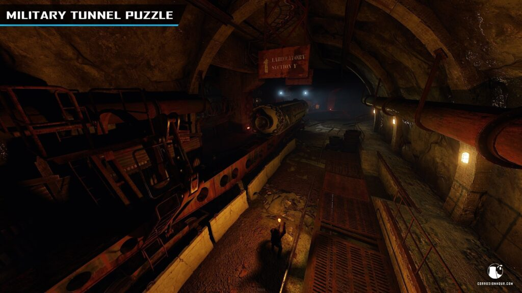 RUST Military Tunnel Puzzle Step 6