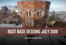 RUST Base Designs July 2019