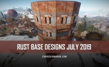 RUST Base Designs July 2019