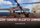 RUST Scrap Transport Helicopter Command