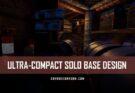 Ultra-Compact Solo Rust Base