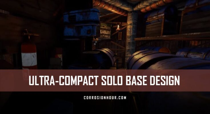 Ultra-Compact Solo Rust Base