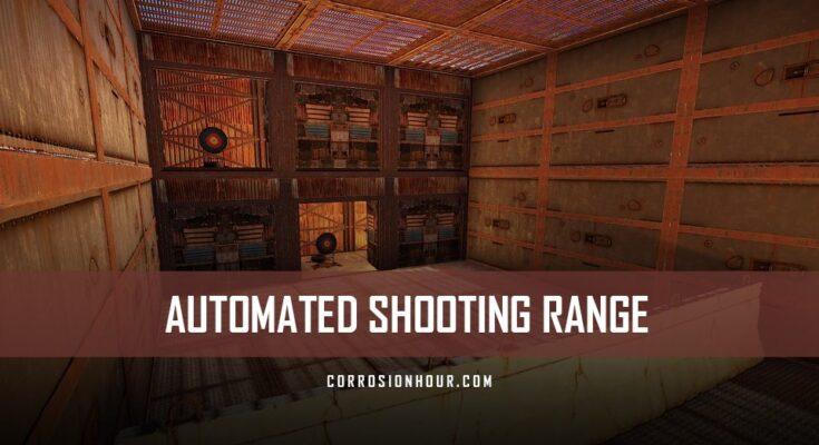 RUST Automated Shooting Range