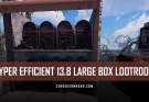 RUST Hyper Efficient Loot Room