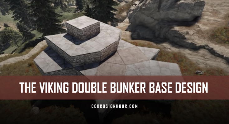Viking Double Bunker Base Design