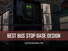 Best Bus Stop Base Design