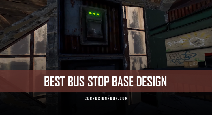 Best Bus Stop Base Design