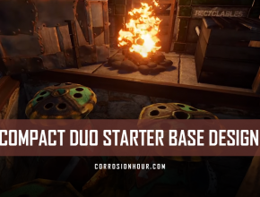 RUST Compact Duo Starter Base Design
