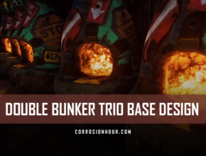 Double Bunker Trio Base Design
