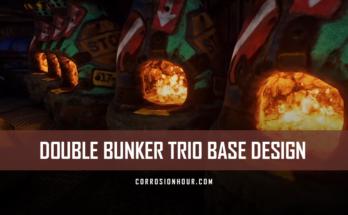 Double Bunker Trio Base Design