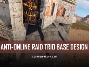 ANTI-Online Raid Trio RUST Base Design