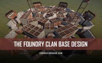 The Foundry Clan Base Design 2019