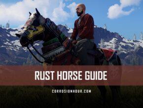 RUST Horse Guide