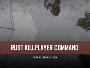 RUST Killplayer Command