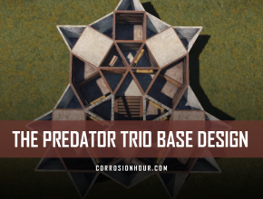 The Predator Trio RUST Base Design