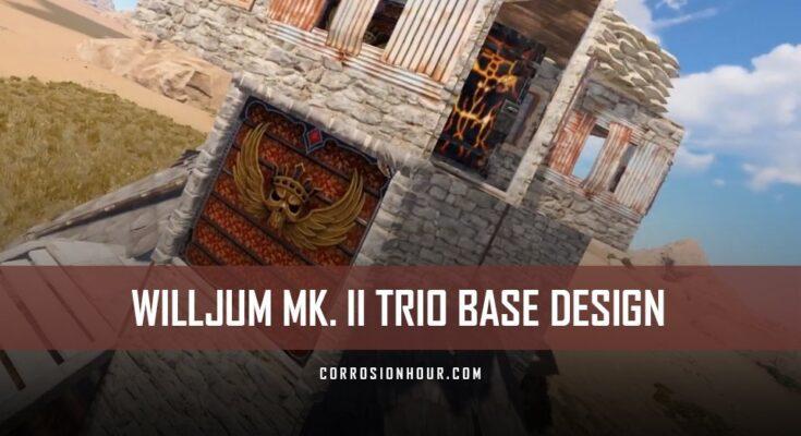 Willjum Mk. II Trio Base Design
