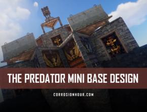 The Predator Mini Base Design