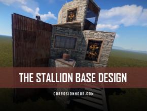 The Stallion Trio Base Design