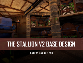 The Stallion V2 Trio Base Design