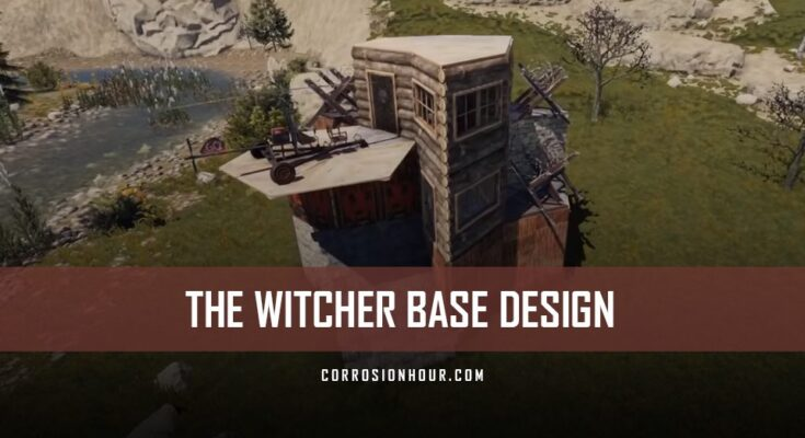 The Witcher Solo Base Design