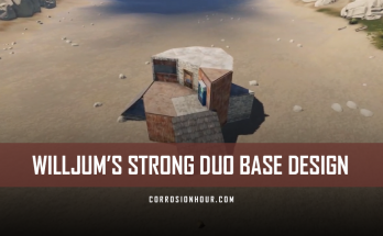 Willjum's Strong Duo Rust Base Design