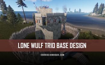 The Lone Wulf Trio Base Design