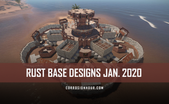 RUST Base Designs January 2020