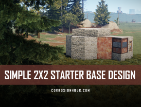 Simple 2x2 Starter Base Design