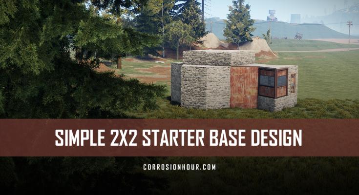 Simple 2x2 Starter Base Design