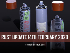 RUST Update 14th February 2020