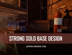 Strong Solo RUST Base Design 2020