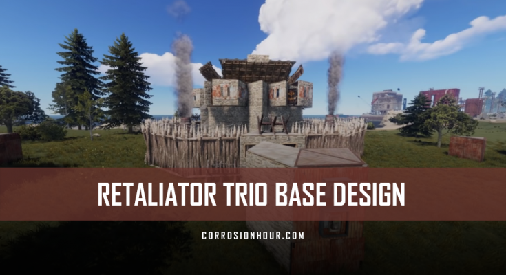 Retaliator Multi-TC Trio Base Design