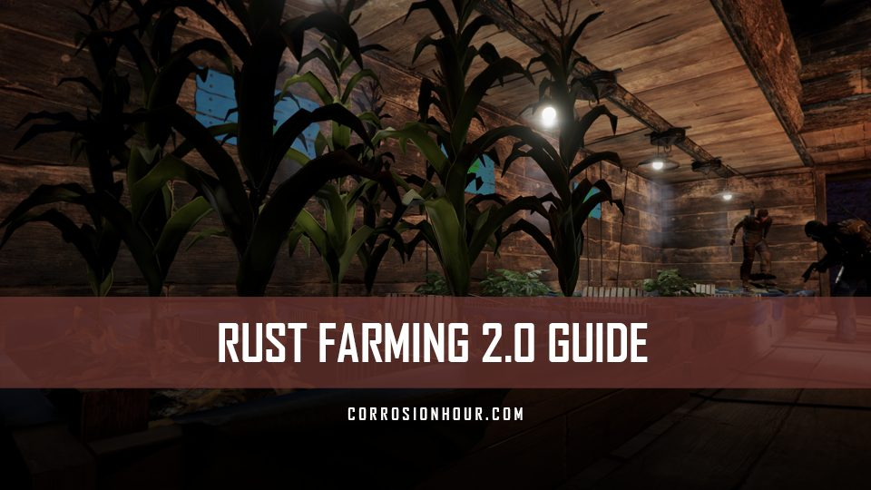 Rust Farming 2 0 Guide Genetics Planters Fertilizer Pumps More