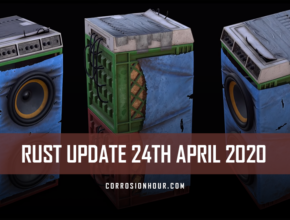 RUST Update 14th April 2020