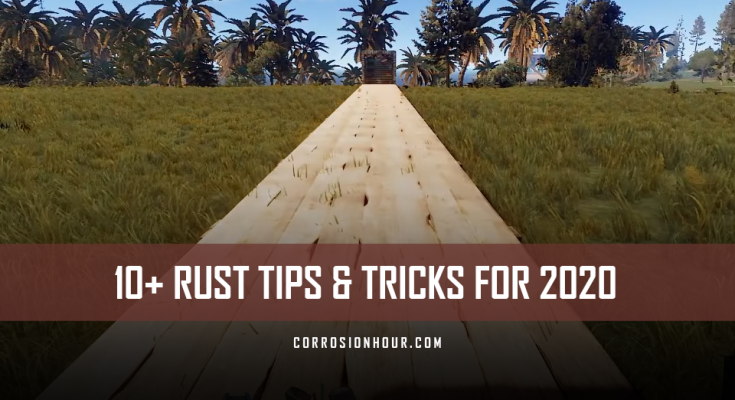 10+ RUST Tips and Tricks