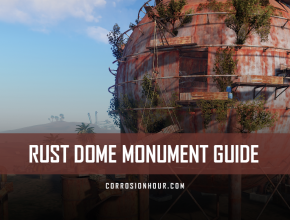 RUST Dome Monument Guide
