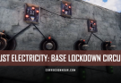 RUST Electricity Guide: Base Lockdown Circuit
