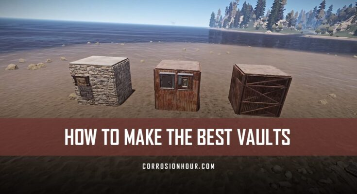 How to make the best vaults