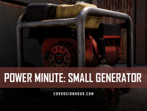 RUST Power Minute: Small Generator
