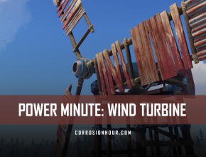 RUST Power Minute: Wind Turbine