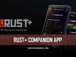 RUST+ Companion App