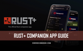 RUST+ Companion App Guide