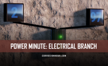 RUST Power Minute: Electrical Branch
