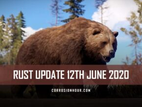RUST Update 12th June 2020