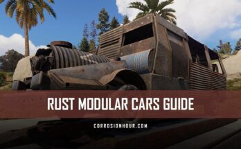 RUST Modular Cars Guide