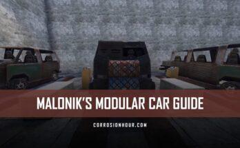 Modular Car Guide